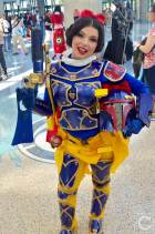 WonderCon Cosplay Saturday 2016 72 Boba Fett Snow White Amber Arden