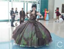 WonderCon Cosplay Saturday 2016 75 Xena Dress