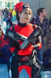 WonderCon Cosplay Saturday 2016 82 Lady Deadpool