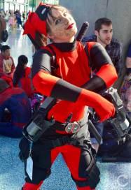 WonderCon Cosplay Saturday 2016 83 Lady Deadpool