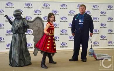 WonderCon Cosplay Saturday 2016 85 Dalek Doctor Who