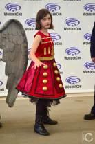WonderCon Cosplay Saturday 2016 86 Doctor Who Dalek Girl
