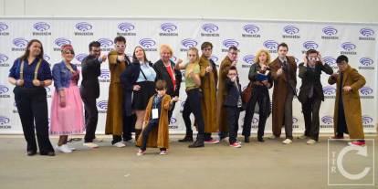 WonderCon Cosplay Saturday 2016 87 Doctor Who Doctors