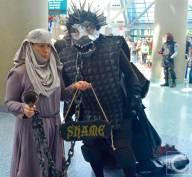 WonderCon Cosplay Saturday 2016 93 Septa Unella Dragon Game of Thrones
