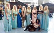 WonderCon Cosplay Saturday 2016 95 Game of Thrones Daenerys Drogo