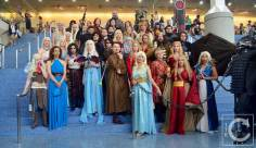 WonderCon Cosplay Saturday 2016 97 Game of Thrones Group