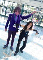 WonderCon Cosplay Sunday 2016 10 Jessica Jones Purple Man