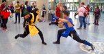 WonderCon Cosplay Sunday 2016 107 Mortal Kombat Sub-Zero Scorpion