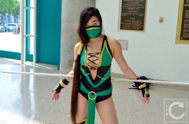 WonderCon Cosplay Sunday 2016 11 Jade Mortal Kombat