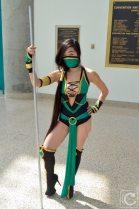 WonderCon Cosplay Sunday 2016 12 Jade Mortal Kombat