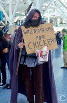 WonderCon Cosplay Sunday 2016 14 The Hound Chicken