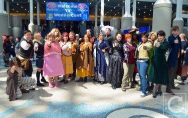 WonderCon Cosplay Sunday 2016 19 Harry Potter
