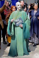 WonderCon Cosplay Sunday 2016 22 Voldemort Harry Potter Free Hugs