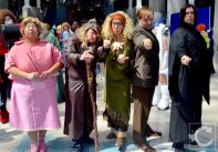 WonderCon Cosplay Sunday 2016 26 Harry Potter Teachers