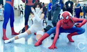 WonderCon Cosplay Sunday 2016 28 Silk Spider-Man