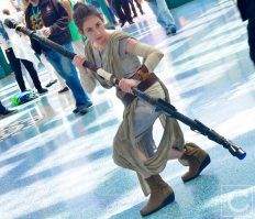 WonderCon Cosplay Sunday 2016 33 Rey Star Wars the Force Awakens