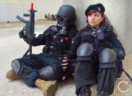WonderCon Cosplay Sunday 2016 36 Umbrella Corps Resident Evil