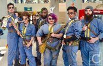 WonderCon Cosplay Sunday 2016 40 Fallout 4 Survivors