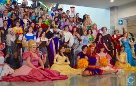 WonderCon Cosplay Sunday 2016 43 Disney Characters