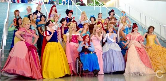 WonderCon Cosplay Sunday 2016 44 Disney Princesses