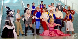 WonderCon Cosplay Sunday 2016 45 Disney Princes