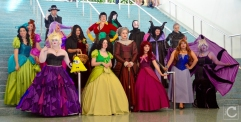 WonderCon Cosplay Sunday 2016 47 Disney Evil Characters