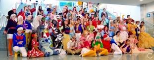 WonderCon Cosplay Sunday 2016 48 New Disney Characters