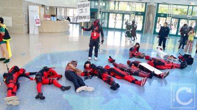 WonderCon Cosplay Sunday 2016 49 Deadpool Francis