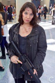 WonderCon Cosplay Sunday 2016 52 The Walking Dead Maggie Greene