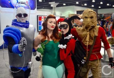 WonderCon Cosplay Sunday 2016 63 Batman Villains