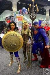 WonderCon Cosplay Sunday 2016 64 DC Superheroes