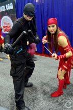 WonderCon Cosplay Sunday 2016 68 Daredevil Elektra