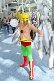 WonderCon Cosplay Sunday 2016 7 Hawkman
