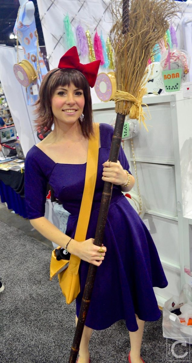 WonderCon Cosplay Sunday 2016 70 Kiki's Delivery Service