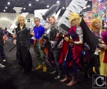 WonderCon Cosplay Sunday 2016 72 Final Fantasy 7