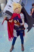 WonderCon Cosplay Sunday 2016 73 Cloud Strife Kingdom Hearts