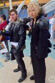 WonderCon Cosplay Sunday 2016 74 Advent Children Final Fantasy VII