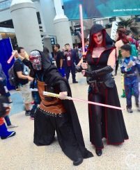 WonderCon Cosplay Sunday 2016 76 Sith Lords Star Wars