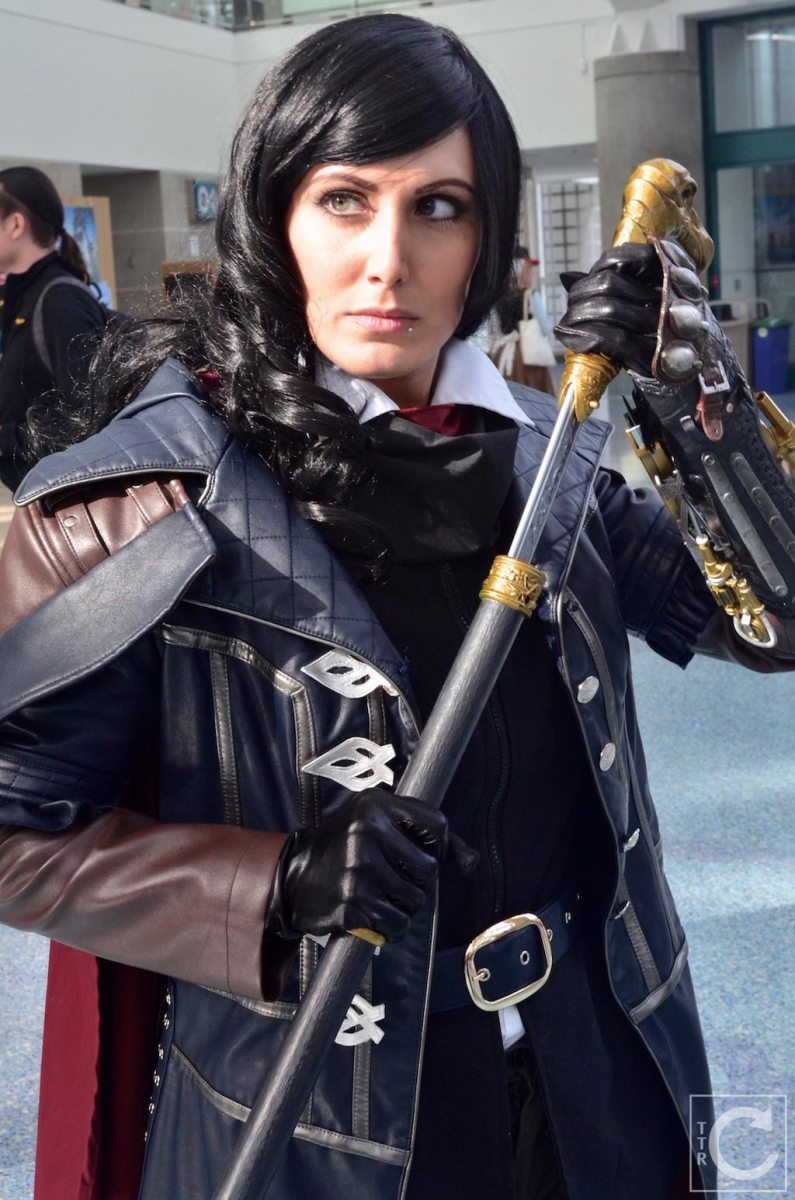 WonderCon Cosplay Sunday 2016 81 Evie Frye Assassin's Creed Syndicate