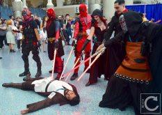 WonderCon Cosplay Sunday 2016 84 Star Wars Sith Jedi
