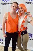 WonderCon Cosplay Sunday 2016 86 Korben Dallas Leeloo Fifth Element