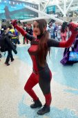 WonderCon Cosplay Sunday 2016 88 Lady Deadpool Star Wars