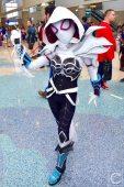 WonderCon Cosplay Sunday 2016 93 Warrior Spider-Gwen Hendo