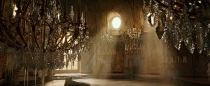 Live Action Beauty and the Beast Teaser Trailer Ballroom