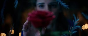 Live Action Beauty and the Beast Teaser Trailer Belle Ring