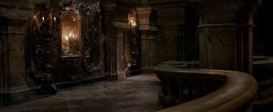 Live Action Beauty and the Beast Teaser Trailer Castle Interior