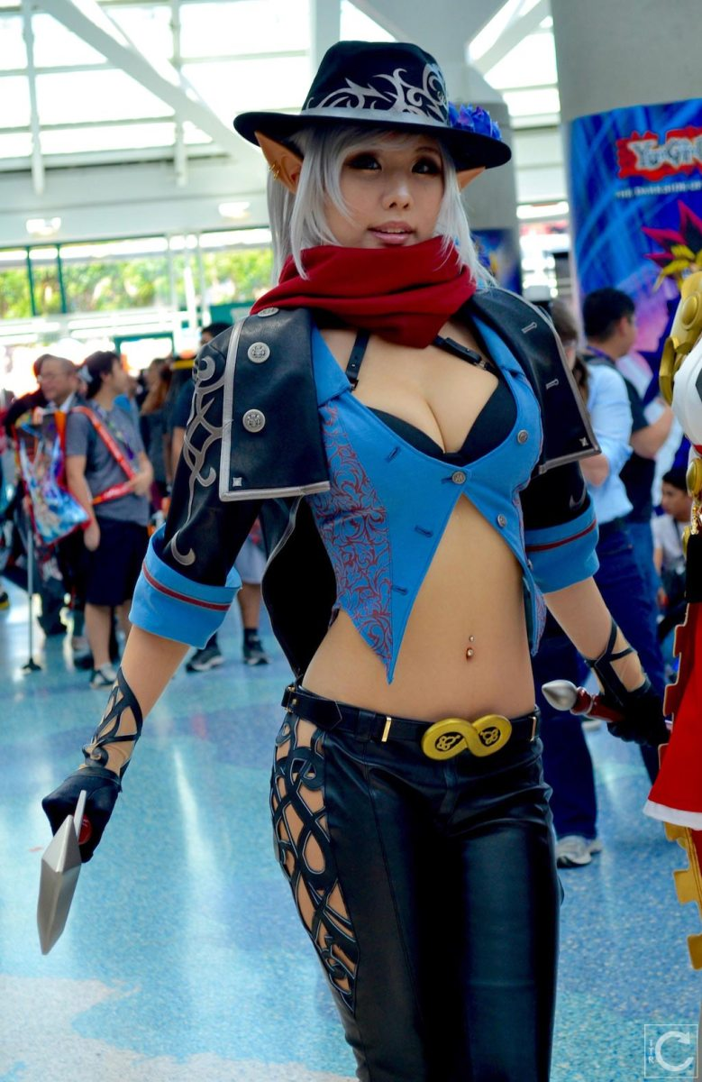 Anime Expo 2016 Cosplay 114 Spiral Cats Tasha Dungeon Fighter Online