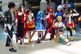 Anime Expo 2016 Cosplay 12 HeroWarz Elsworld