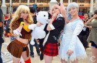 Anime Expo 2016 Cosplay 133 RWBY Danganronpa