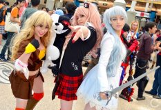 Anime Expo 2016 Cosplay 137 RWBY Danganronpa